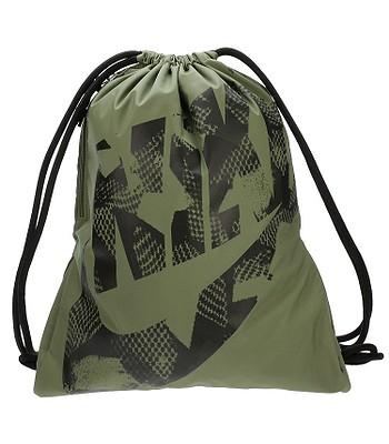 4f2919a309 bag Nike Heritage Gymsack - 387 Palm Green Black Black - blackcomb ...