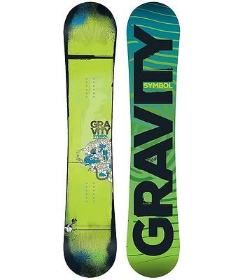 c96361d57a snowboard Gravity Symbol 158 Wide - No Color - blackcomb-shop.eu