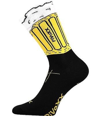 ponožky Voxx Pivoxx - Black
