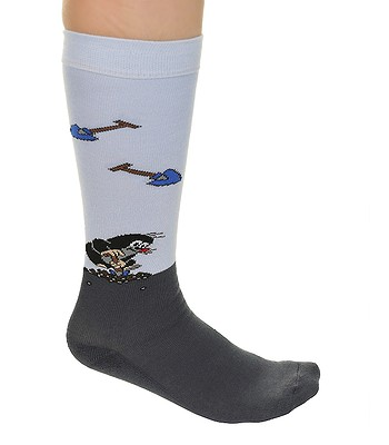 0114841b644 ponožky Boma Krtek Long - Gray Blue