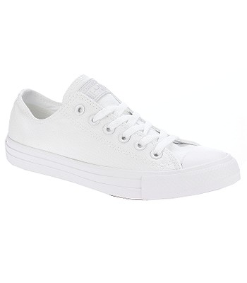 buty Converse Chuck Taylor All Star Seasonal OX - 1U647/White Monochrome