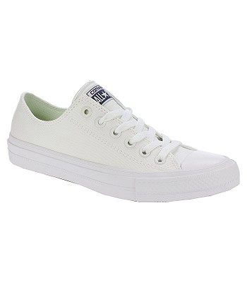 shoes Converse Chuck Taylor All Star II Low Top OX - 150154 White White Navy  - blackcomb-shop.eu a7a09585b72