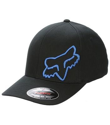 8773a023d4 baseball sapka Fox Flex 45 Flexfit - Black/Blue - blackcomb-shop.eu