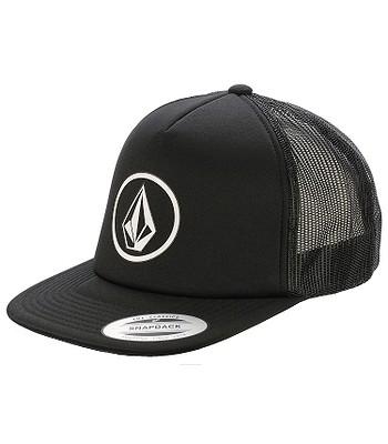 czapka z daszkiem Volcom Full Frontal Cheese Snapback - Black