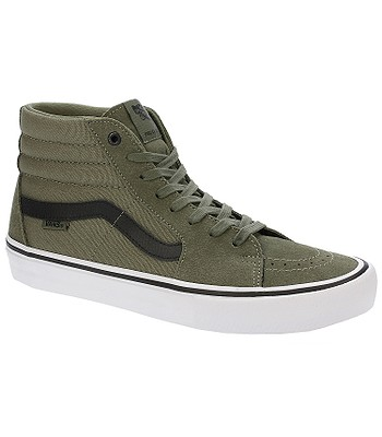 999a954e8b shoes Vans Sk8-Hi Pro - Dakota Roche Burnt Olive Black - blackcomb-shop.eu
