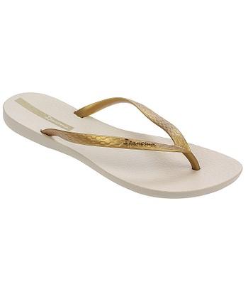 3188625d1124a4 flip flops Ipanema Wave - Beige Gold - blackcomb-shop.eu