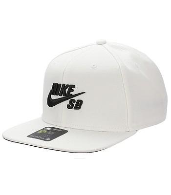 kšiltovka Nike SB Icon Pro - 103 White Black White Black  cef824c897