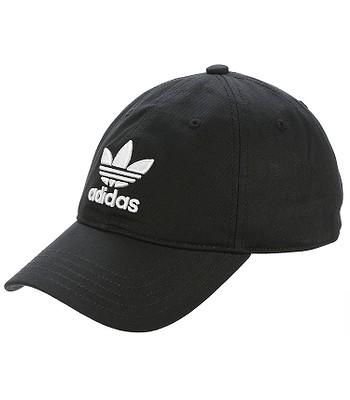 šiltovka adidas Originals Trefoil Cap - Black