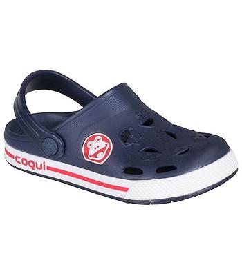 320975712a46e detské topánky Coqui 8801/Froggy - Navy/White   blackcomb.sk