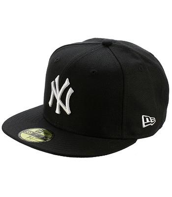 kšiltovka New Era 59F League Basic MLB New York Yankees - Black/White Logo