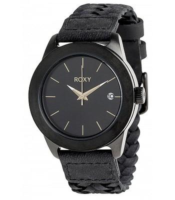 montre à bracelet Roxy Kai Leather - XKKY/Black/Gold
