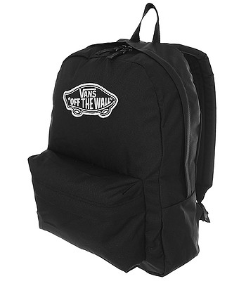 74dbd359ee backpack Vans Realm - Black - blackcomb-shop.eu