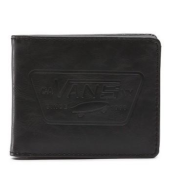 peňaženka Vans Full Patch Bifold - Black