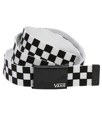 belt Vans Deppster II Web - Black/White
