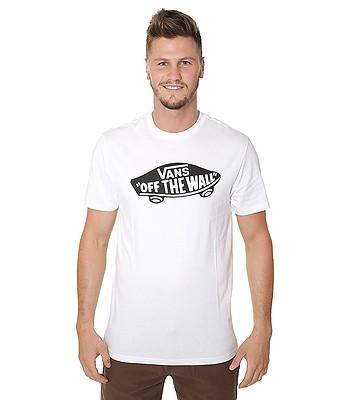 T-shirt Vans OTW - White/Black