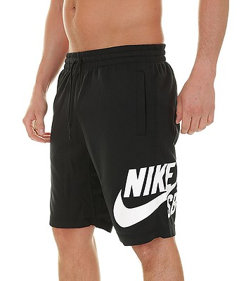 163867a173 shorts Nike SB Dry Sunday - 010/Black/White - blackcomb-shop.eu