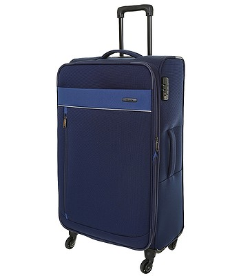suitcase Travelite Delta L - 89249/Marine - blackcomb-shop eu
