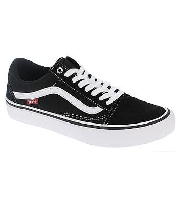 shoes Vans Old Skool Pro - Black/White
