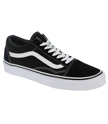 chaussures Vans Old Skool - Black/White