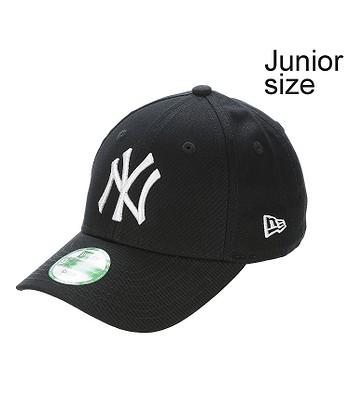 kšiltovka New Era 9FO League Basic MLB New York Yankees Child - Black/Optic White