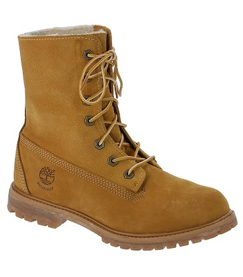 shoes Timberland Authenitcs Teddy Fleece Waterproof Fold-Down - 8329R/Wheat Nubuck