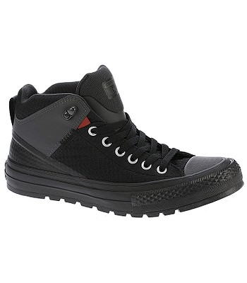 3a1a4de30025 shoes Converse Chuck Taylor All Star Street Boot Hi - 157474 Black Terra  Red Almost Black