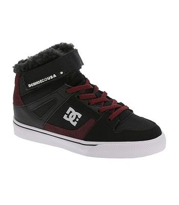 обувь DC Spartan High WNT EV - BR0/Black/Dark Red - blackcomb-shop.eu