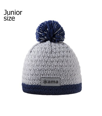 7dbb6c82c detská čiapka Kama B71 - Gray | blackcomb.sk