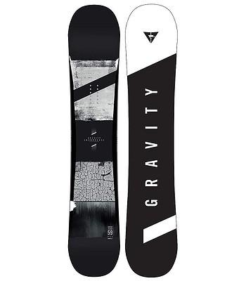 20f1d344ed snowboard Gravity Contra Wide - No Color