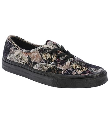 c27c148b936 shoes Vans Authentic - Velvet Floral Black - blackcomb-shop.eu