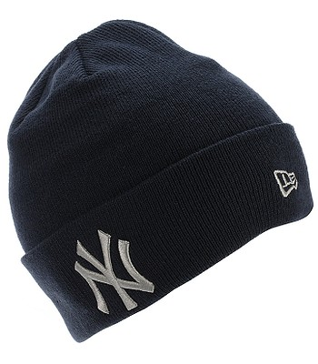 c8a10dfb050 cap New Era League Essential Cuff MLB New York Yankees - Nights Navy ...