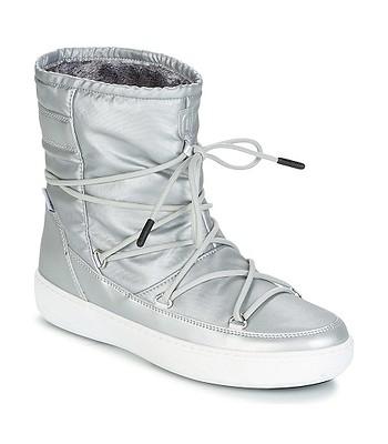 boty Tecnica Moon Boot Pulse Nylon Plus - Silver