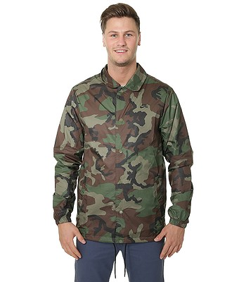 f5eb5a8d8aa6 jacket Nike SB Shield Coaches Icon - 222 Medium Olive Black -  blackcomb-shop.eu