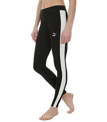 9452d834 leggings Puma Classic Logo T7 - Cotton Black - blackcomb-shop.eu