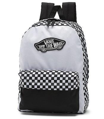 1bc9526833 zaino Vans Realm - Black/White Checkerboard - blackcomb-shop.eu