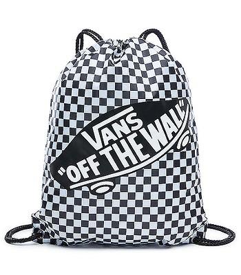 6acea7ebe2 bag Vans Benched - Black White Checkerboard - blackcomb-shop.eu