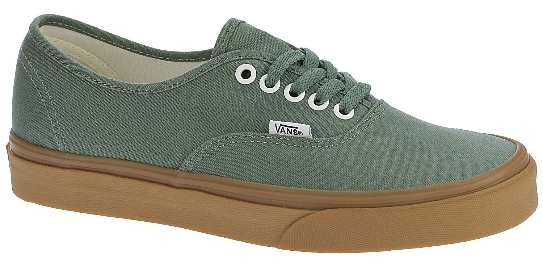shoes Vans Authentic - Duck Green/Gum
