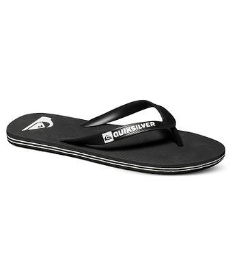 flip flops  Quiksilver Molokai - XKKW/Black/Black/White