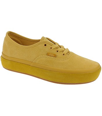 d39beec512c5 shoes Vans Authentic Platform 2.0 - Suede Outsole Ochre Tawny Olive -  blackcomb-shop.eu