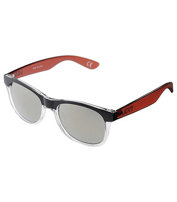 35ca98e576 glasses Vans Spicoli 4 Shades - Clear Black Chili Pepper - blackcomb ...