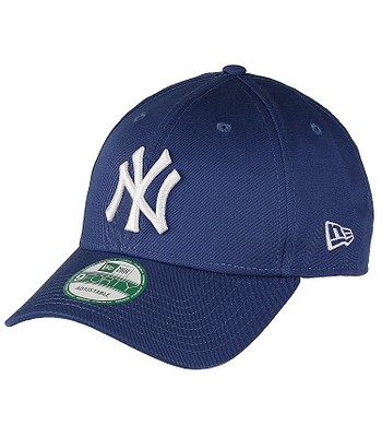 kšiltovka New Era 9FO League Basic MLB New York Yankees - Light Royal/White