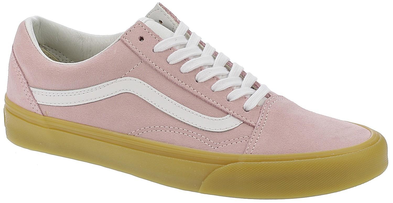 light rosa vans old skool