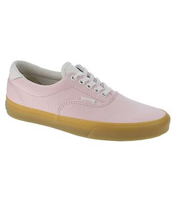 c5a1f8a295fa2e shoes Vans Era 59 - Double Light Gum Chalk Pink - blackcomb-shop.eu