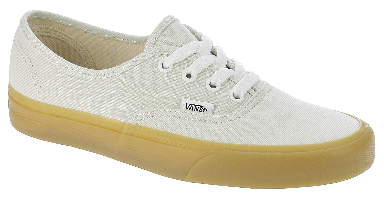 shoes Vans Authentic - Blue Flower/Gum
