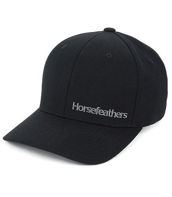 cap Horsefeathers Beckett Flexfit - Black