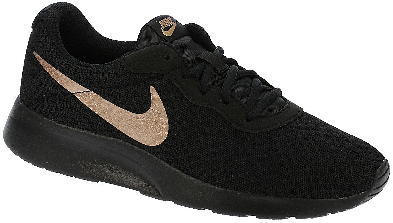 Schuhe Nike Tanjun - Black/Metallic Red Bronze - blackcomb-shop.eu