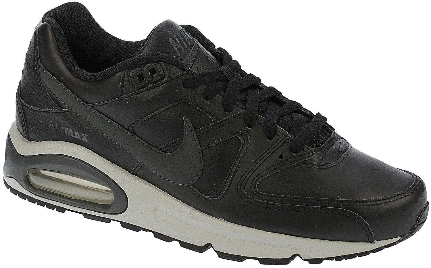 shoes Nike Air Max Command Leather BlackAnthracite