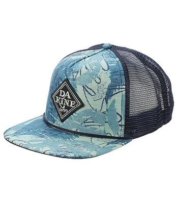 6d958a7413b2a cap Dakine Classic Diamond Trucker - Washed Palm - blackcomb-shop.eu