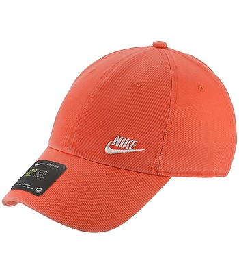 3f11a7c081d72 cap Nike Heritage86 Futura Classic - 816 Rush Coral White ...