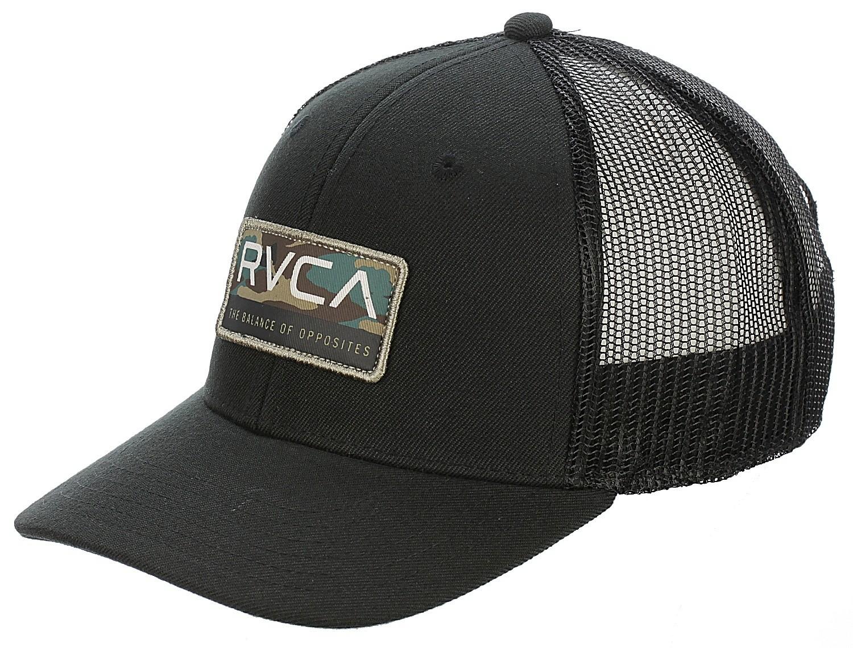 san francisco b3275 772a0 ... cheapest cap rvca reno trucker black blackcomb shop.eu be492 e6474